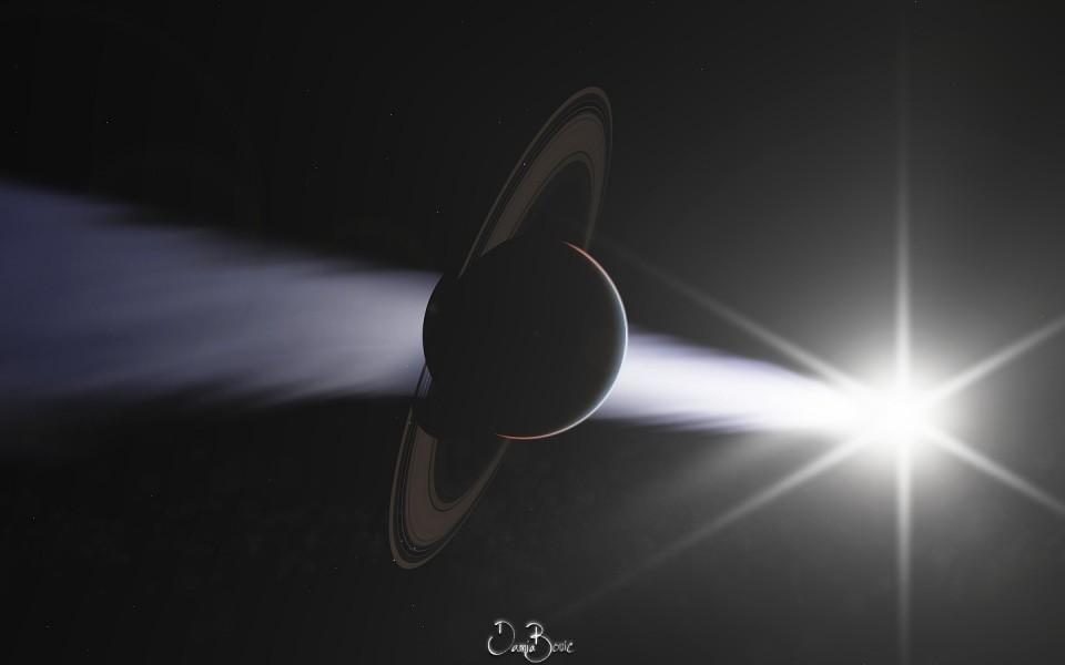CometeISON-Decembre_RingedEarth_CelestaGimp