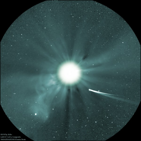 Soho_ISON_281113_0906_LascoC2-C3_colorized