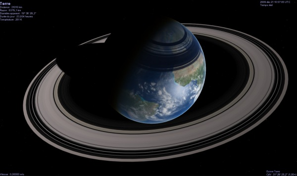 if the the planets had rings - photo #21