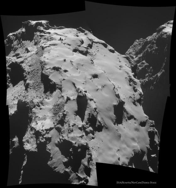 ESA_Rosetta_NAVCAM_141028_pano